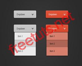 Hướng dẫn tạo Click Dropdown với HTML, CSS và JAVASCRIPT
