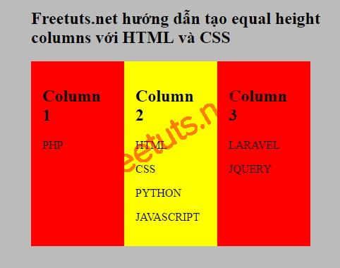 huong dan tao equal height columns voi html va css 1 jpg