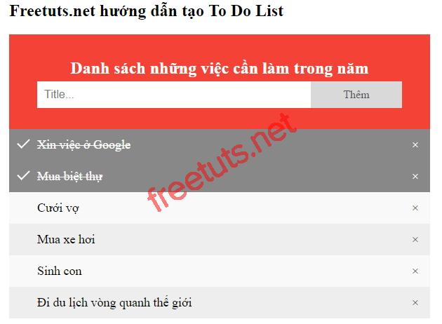 huong dan tao mot to do list voi css va javascript jpg