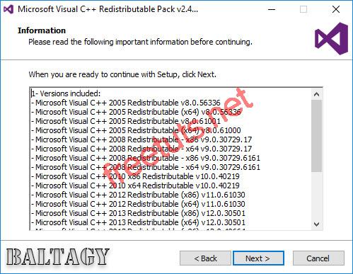 download microsoft visual c 2B 2B redistributable repack 05 jpg