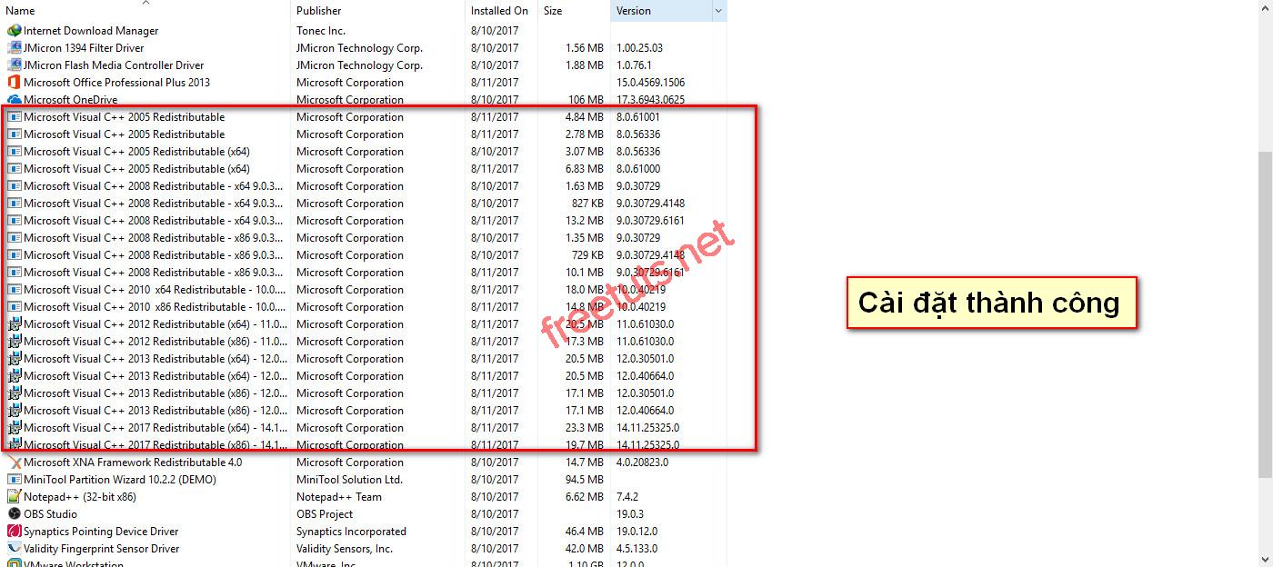 download microsoft visual c 2B 2B redistributable repack 09 jpg