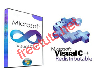 Download Microsoft Visual C++ Redistributable Repack v2.4