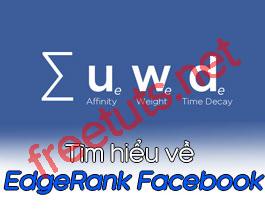Cách bán hàng Online: Tìm hiểu về thuật toán EdgeRank Facebook