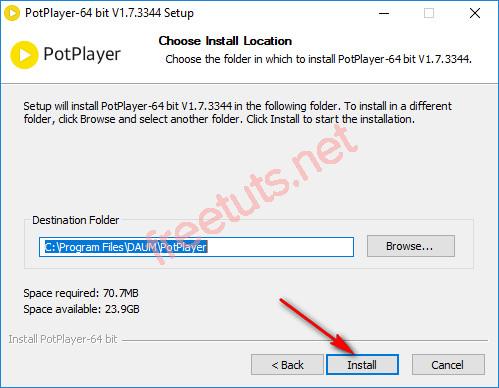 Download PotPlayer - Phần mềm đọc video, âm thanh tiện lợi