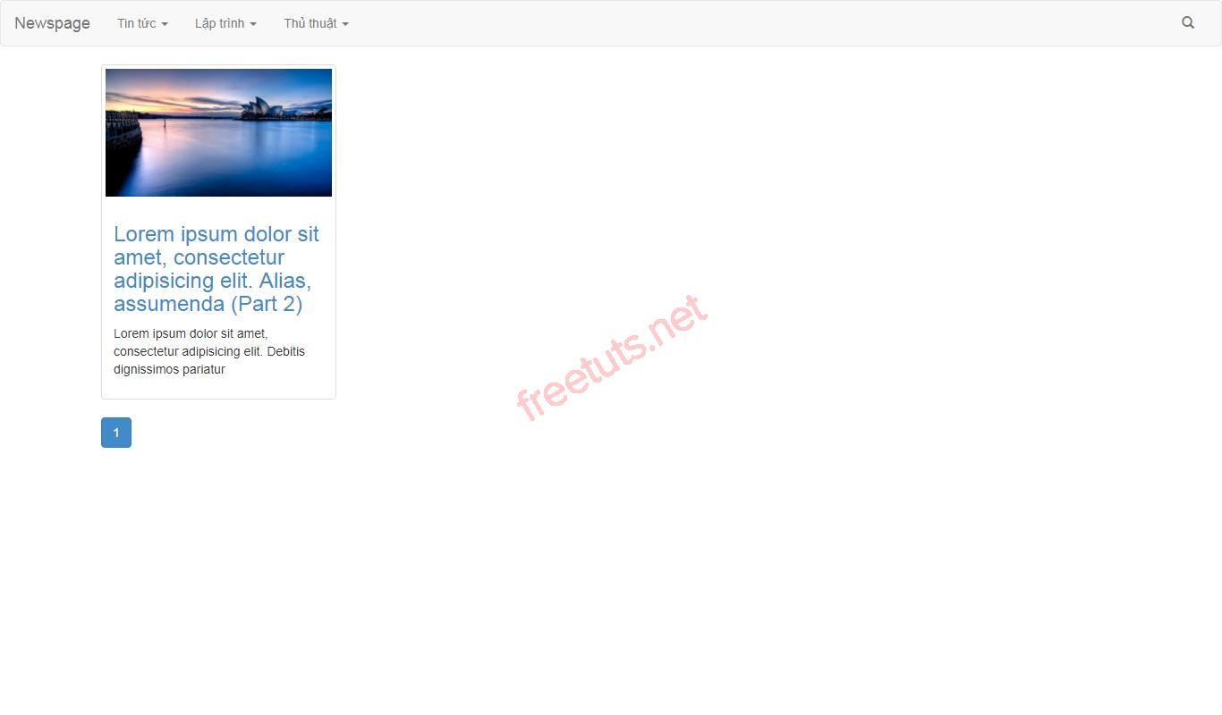 php trang tin tuc hien thi danh sach bai viet chuyen muc ket qua jpg