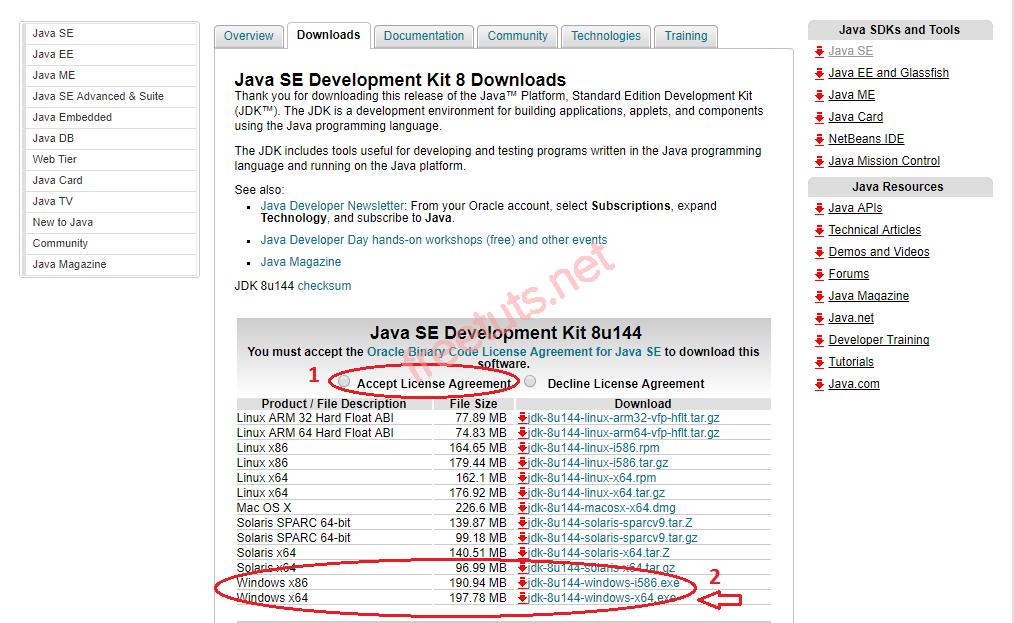 download jdk version PNG