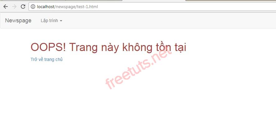 php trang tin tuc xay dung cac trang con va clear source ket qua trang 404 jpg