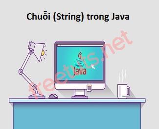 Chuỗi (String) trong Java