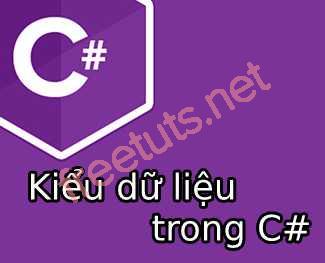 Kiểu dữ liệu trong C#