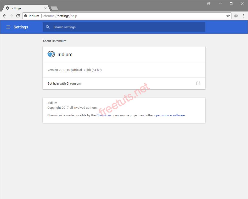 download iridium browser trinh duyet bao ve su rieng tu cua ban 20 7  png