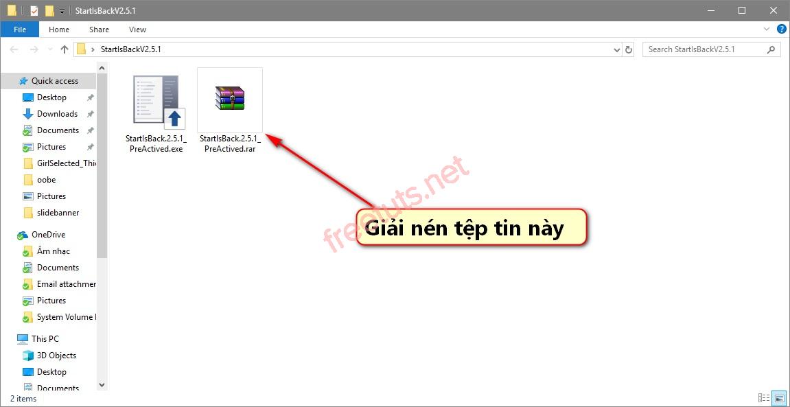 startisback 2B 2B251 phan mem tuy bien taskbar va start menu 20 1  jpg