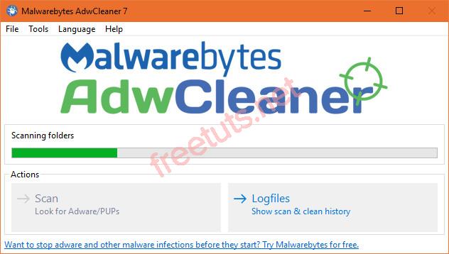 download malwarebytes adwcleaner 7031 quet don quang cao doc hai 20 4  jpg