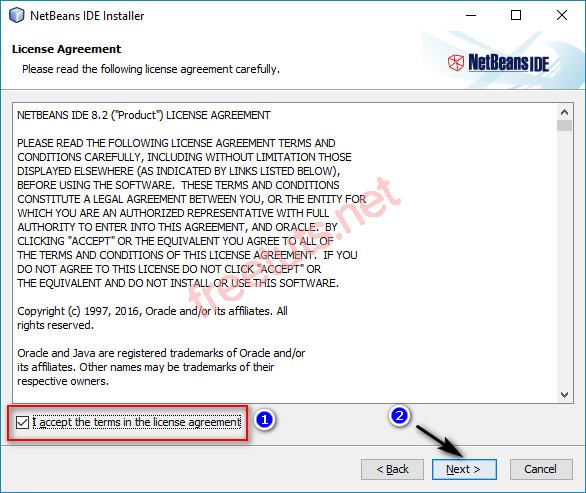 Hướng dẫn cài đặt và cấu hình NetBean IDE chi tiết