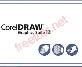 Download Corel DRAW 12 - Công cụ vẽ mỹ thuật thông dụng