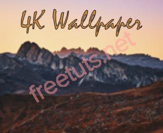 Bộ hình ảnh thiên nhiên chất lượng 4K đẹp mê ly