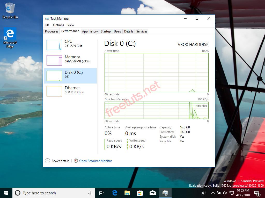 trai nghiem windows 10 lean phien ban rut gon khong lo full disk 6 jpg