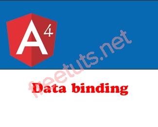 Data binding trong Angular 4