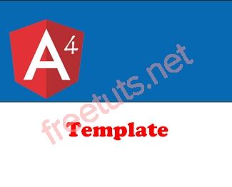 Template trong Angular 4