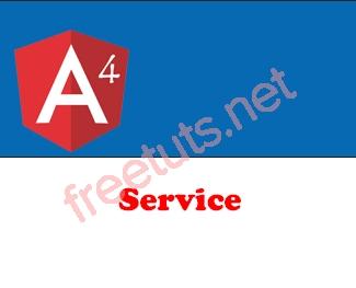 Service trong Angular 4
