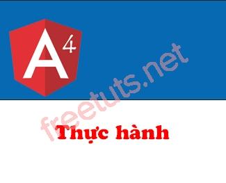 Ứng dụng single page Angular 4
