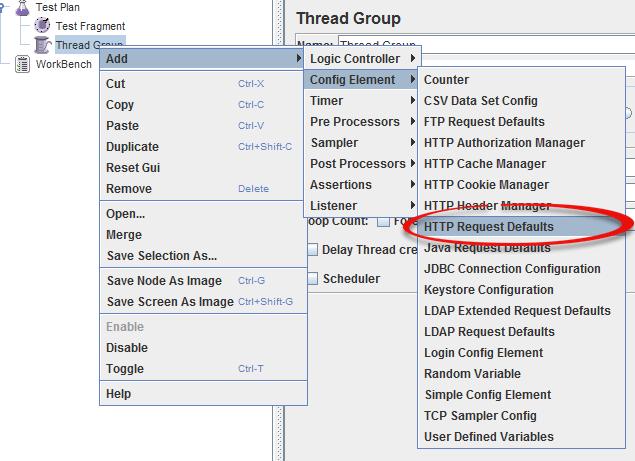 HTTP Proxy Server trong JMeter 3 png