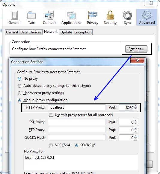 HTTP Proxy Server trong JMeter 9 png