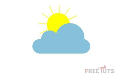 Tạo hiệu ứng mặt trời mọc với HTML và CSS