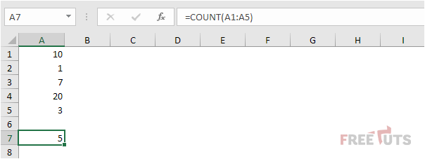 count function png