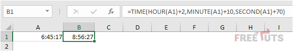 add hours minutes seconds png