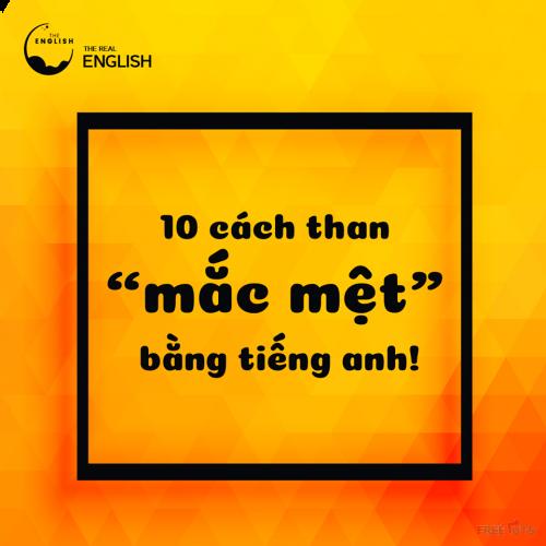 [Hình ảnh] - Các mẫu câu dùng để than mệt tiếng Anh