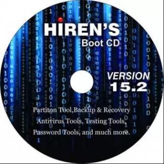 Download Hiren's Boot miễn phí - link tốc độ cao