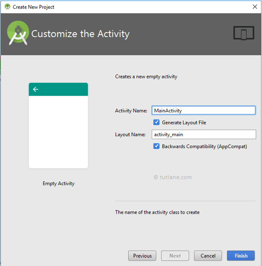 android hello world app select activity png