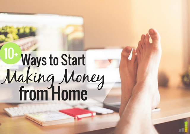 Start Making Money from Home png