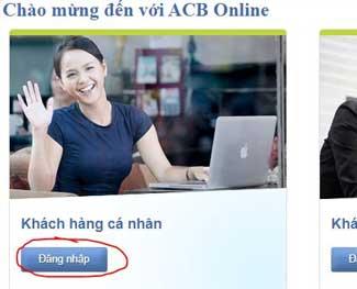 Hướng dẫn rút tiền Western qua ngân hàng ACB Online A-Z