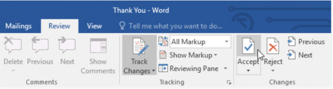 cach su dung Track 20Changes Comments trong Word 2016 3 650x175 PNG
