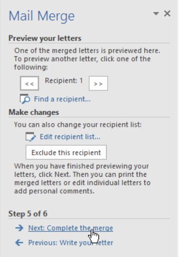cach su dung mail merge trong word 2016 15 PNG