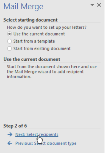 cach su dung mail merge trong word 2016 2 PNG