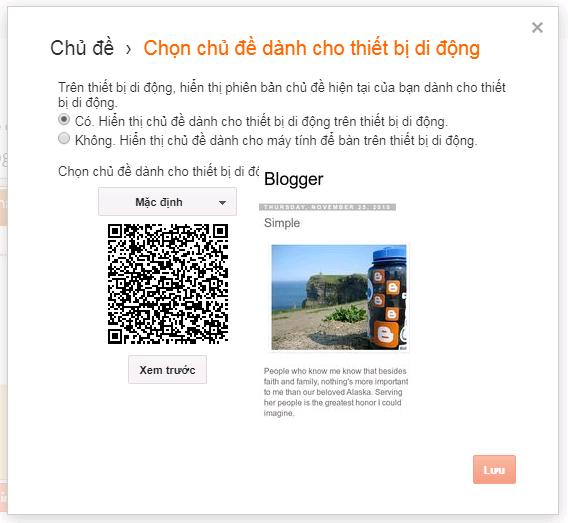 giao dien dien thoai blogspot 2 PNG