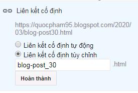 lien ket co dinh blogspot PNG