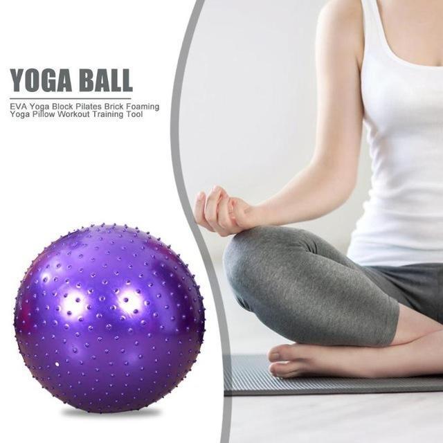 Thương hiệu bóng tập yoga tốt nhất hiện nay