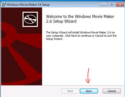 windows movie maker PNG
