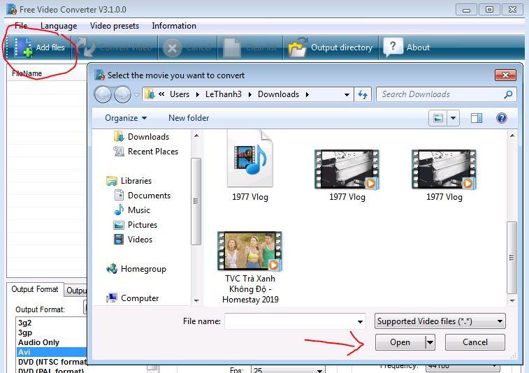free video converter 8 JPG