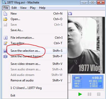 machete video editor lite 81 JPG