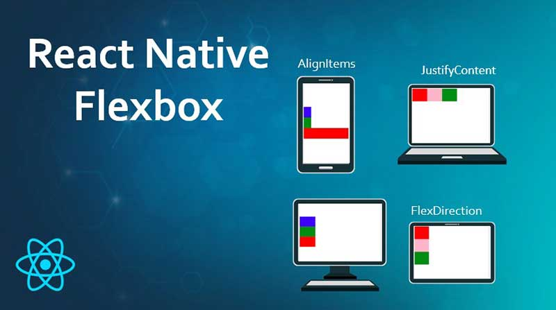 React Native Flexbox jpg