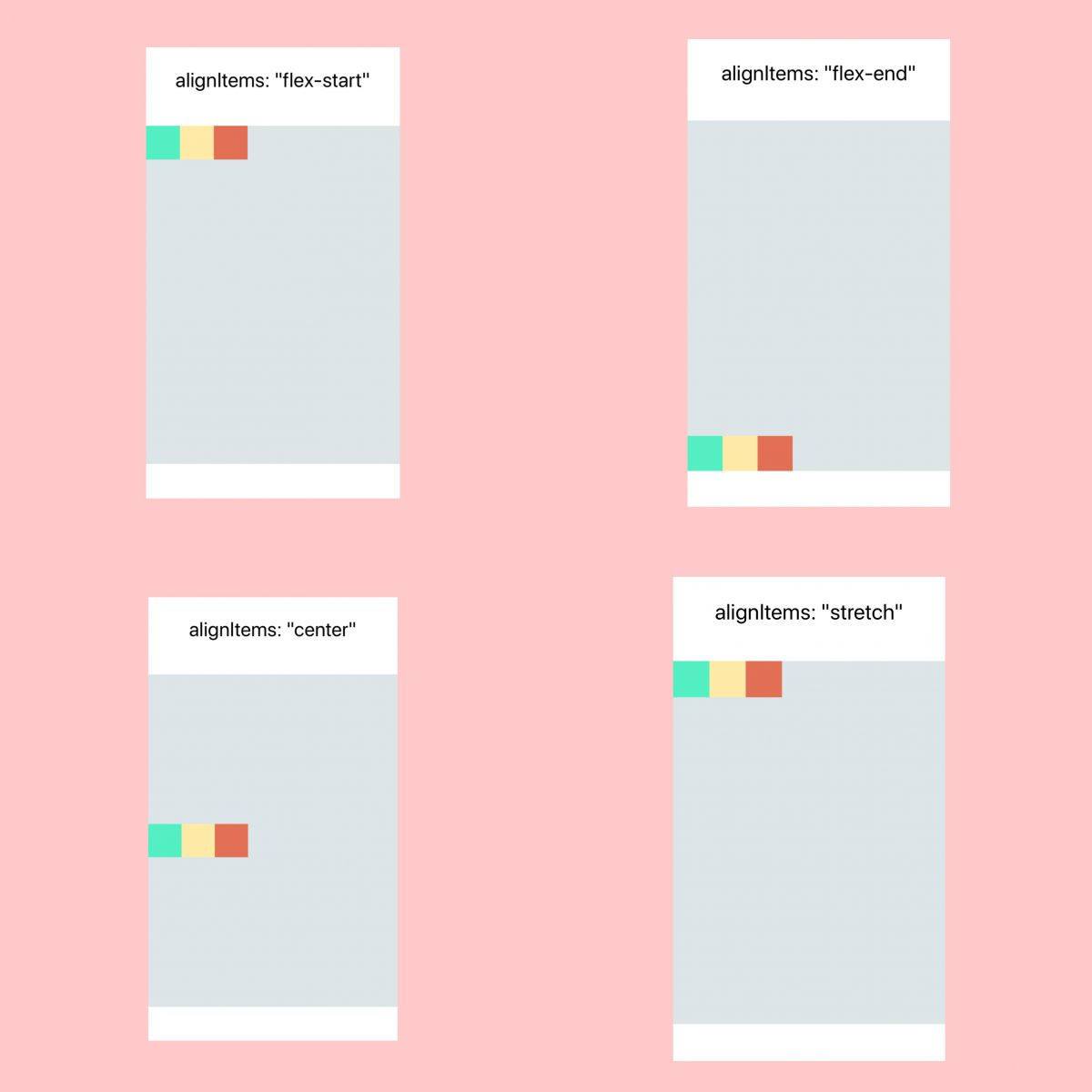 flexbox trong reactnative 4 jpg