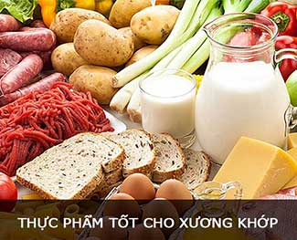 Các loại vitamin và thực phẩm tốt cho xương khớp ai cũng nên ăn