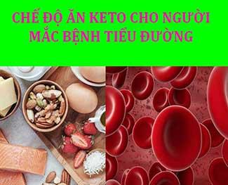 Điều trị tiểu đường bằng chế độ ăn Keto với 10 loại thực phẩm thường ngày