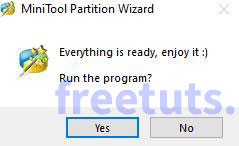 setup minitool partition wizard 12 6 jpg