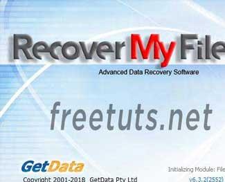 Download Recover My Files full kích hoạt miễn phí