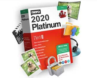 Download Nero Platinum 2020 Full miễn phí (trọn bộ đầy đủ)